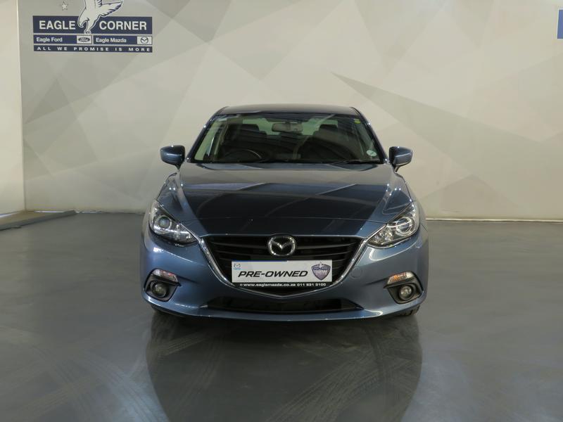 Mazda 3 1.6 Dynamic 4-Door At Image 16