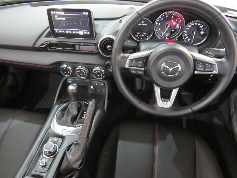 Mazda MX-5 2.0 RF Coupe Image 11