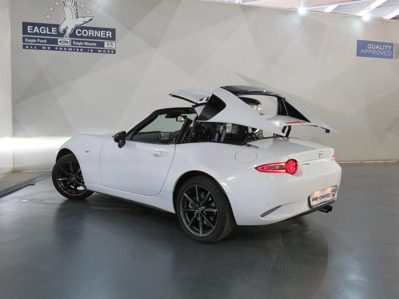 Mazda MX-5 2.0 RF Coupe Image 18