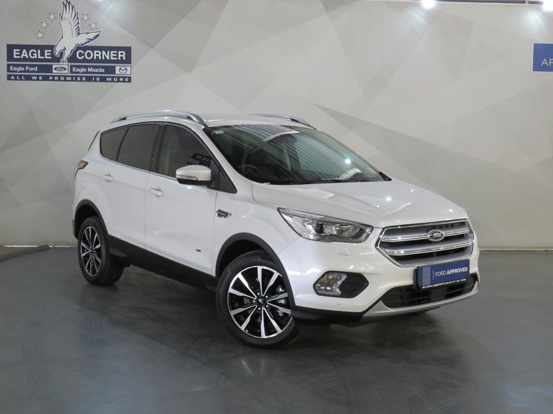 Ford Kuga 2.0 Tdci Titanium Awd Powershift