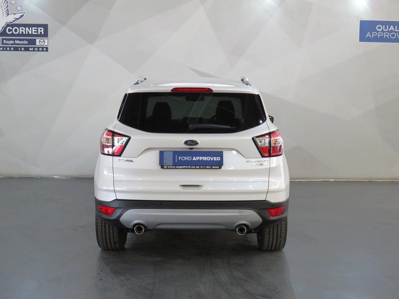 Ford Kuga 2.0 Tdci Titanium Awd Powershift Image 16