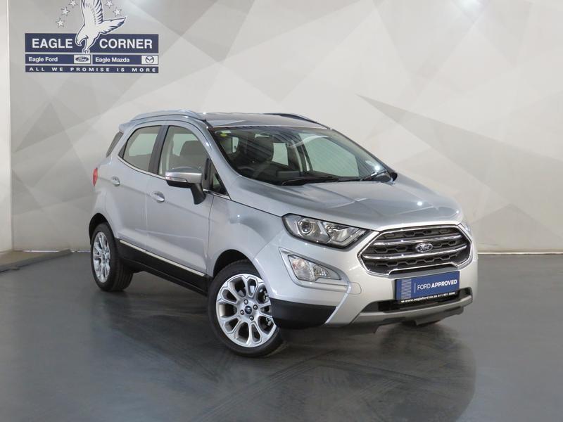 Ford Ecosport 1.0 Ecoboost Titanium At