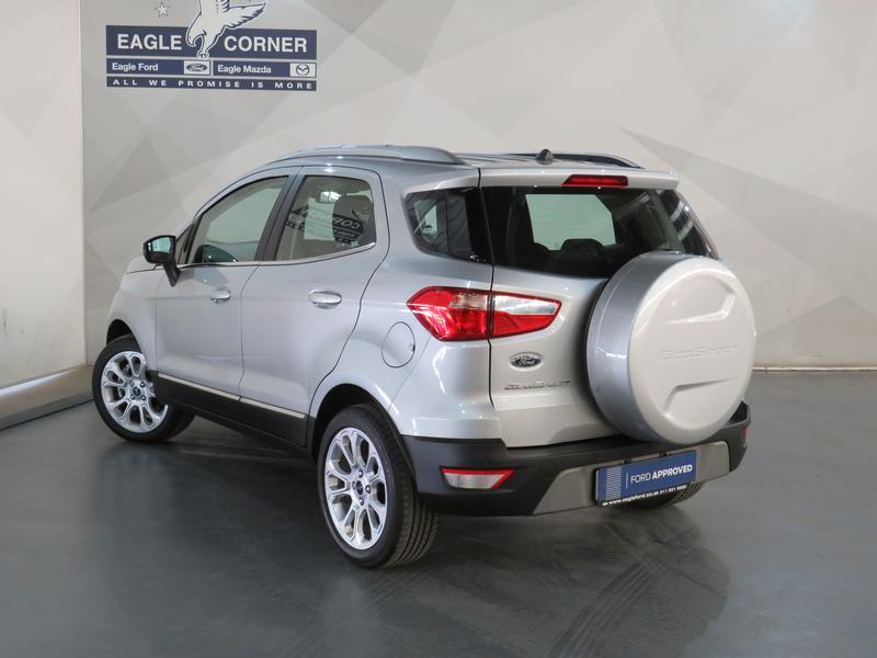 Ford Ecosport 1.0 Ecoboost Titanium At Image 20