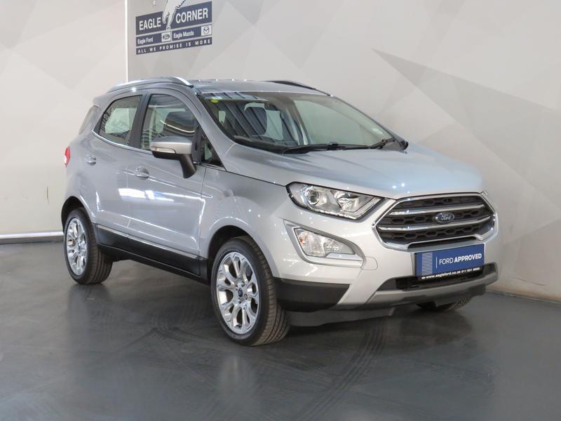 Ford Ecosport 1.0 Ecoboost Titanium At Image 3