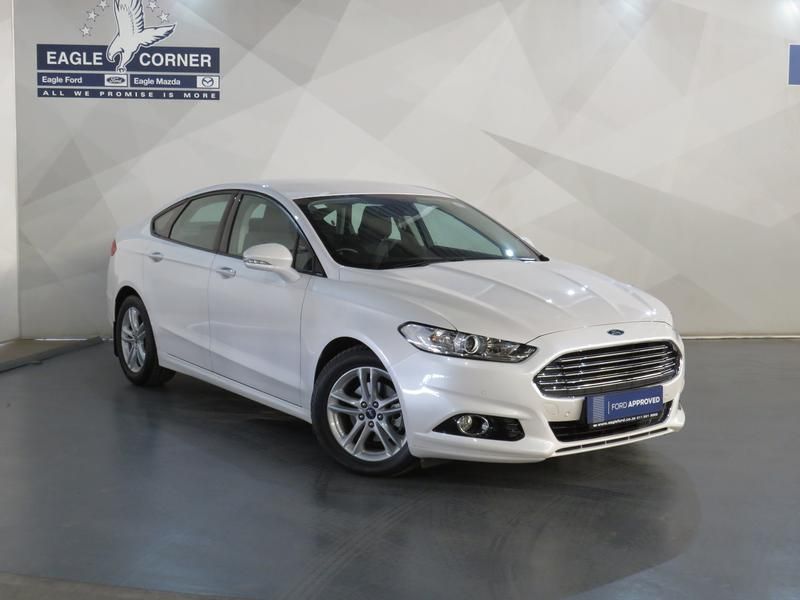 Ford Fusion 2.0 Ecoboost Trend At