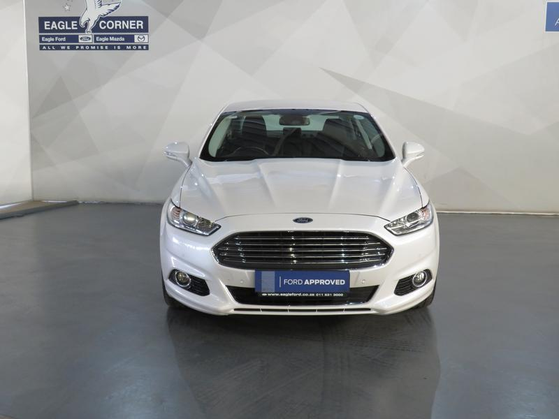 Ford Fusion 2.0 Ecoboost Trend At Image 16