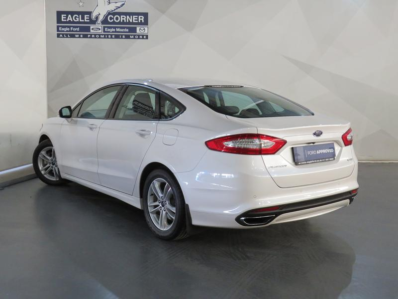 Ford Fusion 2.0 Ecoboost Trend At Image 20