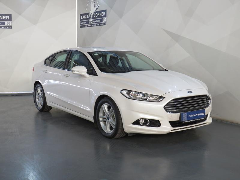 Ford Fusion 2.0 Ecoboost Trend At Image 3