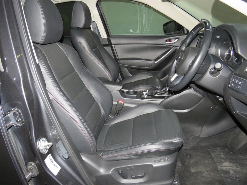 Mazda Cx-5 My15 2.2 De Akera 4X4 At Image 8