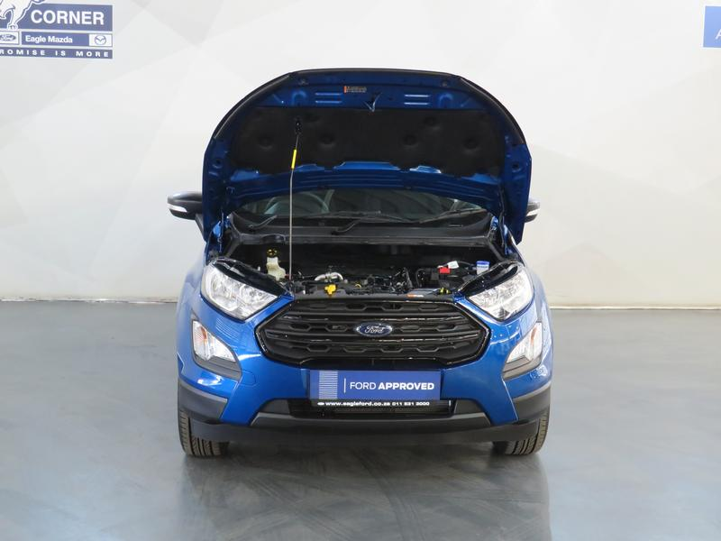 Ford Ecosport 1.5 Tivct Ambiente Image 17