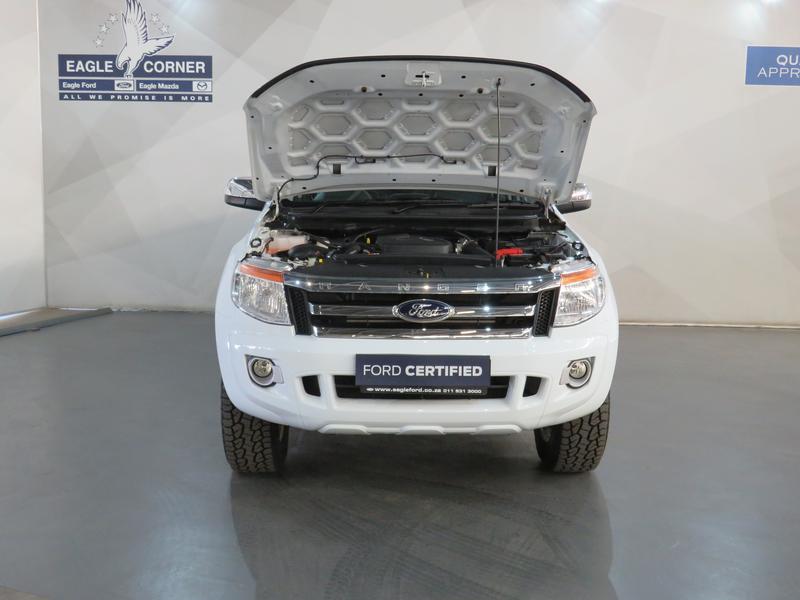 Ford Ranger 3.2 D Xlt Hr D/cab At Image 17