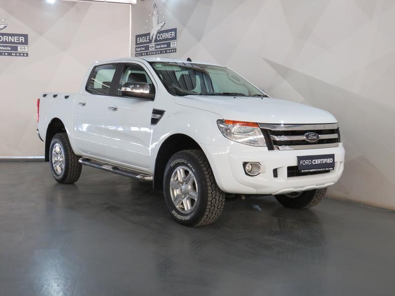 Ford Ranger 3.2 D Xlt Hr D/cab At Image 3