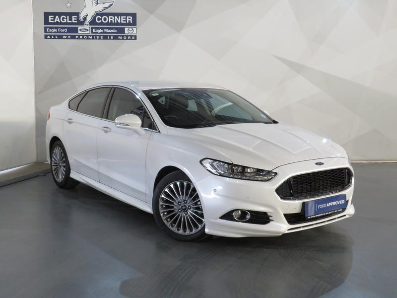 Ford Fusion 2.0 Tdci Titanium Powershift