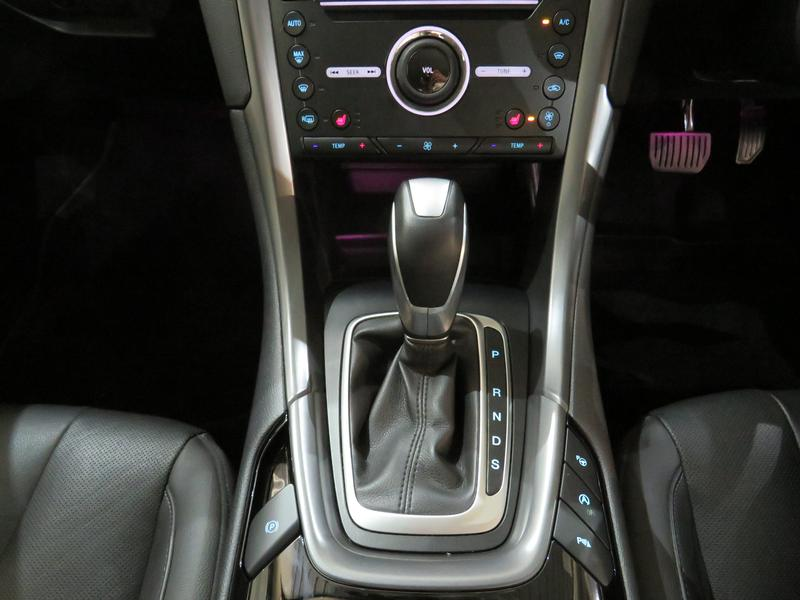 Ford Fusion 2.0 Tdci Titanium Powershift Image 10