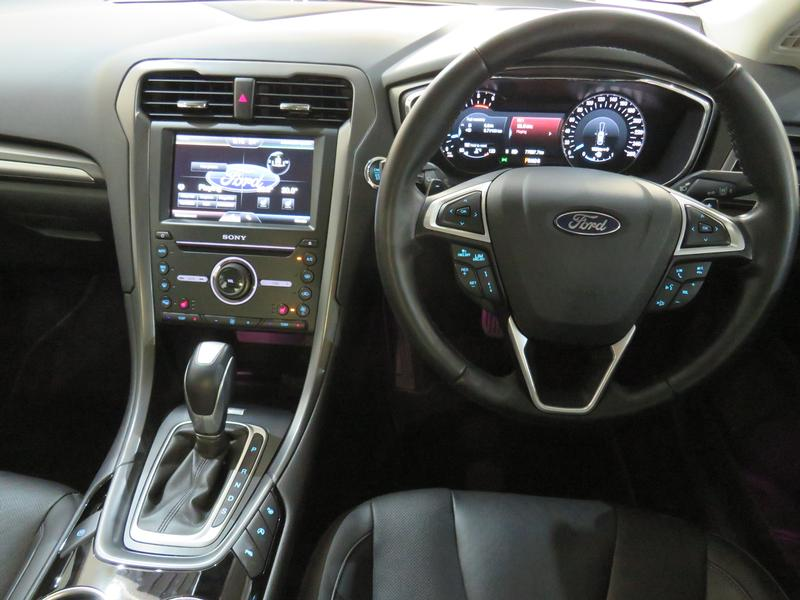 Ford Fusion 2.0 Tdci Titanium Powershift Image 12