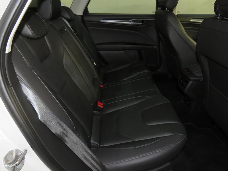 Ford Fusion 2.0 Tdci Titanium Powershift Image 14
