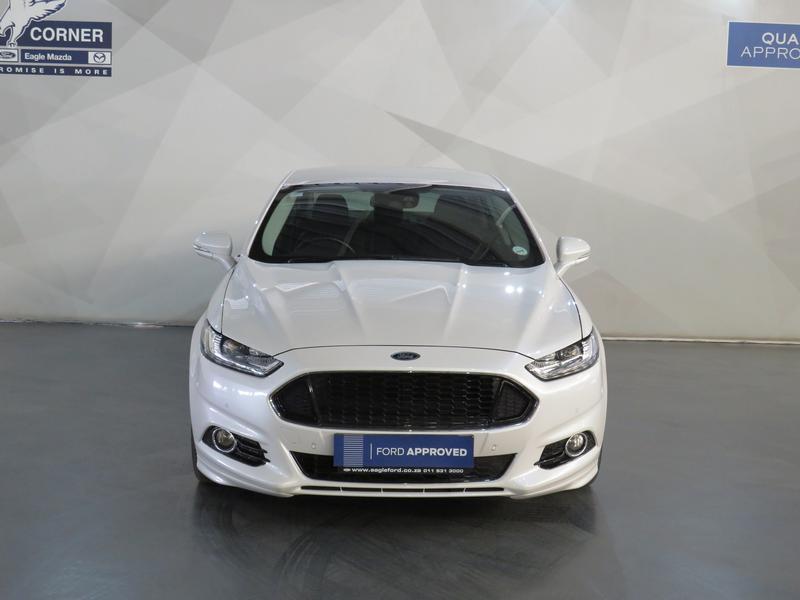 Ford Fusion 2.0 Tdci Titanium Powershift Image 15