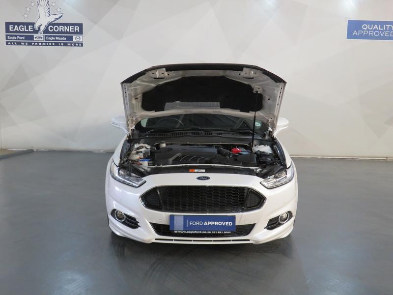 Ford Fusion 2.0 Tdci Titanium Powershift Image 16