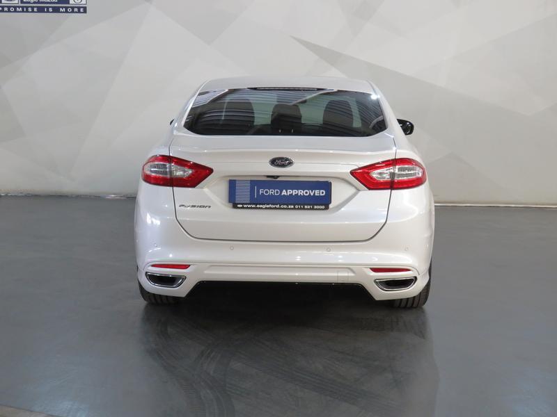 Ford Fusion 2.0 Tdci Titanium Powershift Image 17