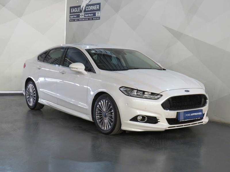 Ford Fusion 2.0 Tdci Titanium Powershift Image 3