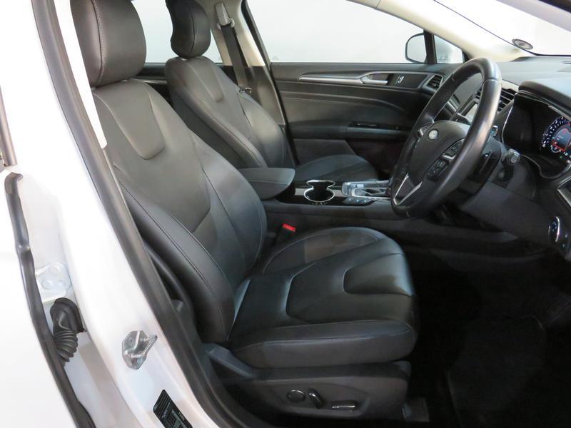 Ford Fusion 2.0 Tdci Titanium Powershift Image 7