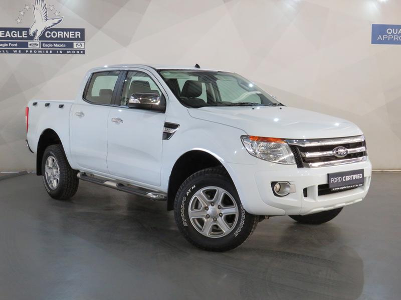 Ford Ranger 3.2 D Xlt Hr D/cab At