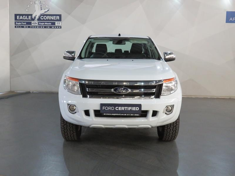 Ford Ranger 3.2 D Xlt Hr D/cab At Image 16