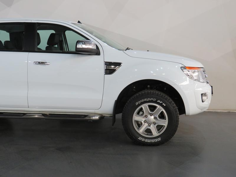 Ford Ranger 3.2 D Xlt Hr D/cab At Image 4