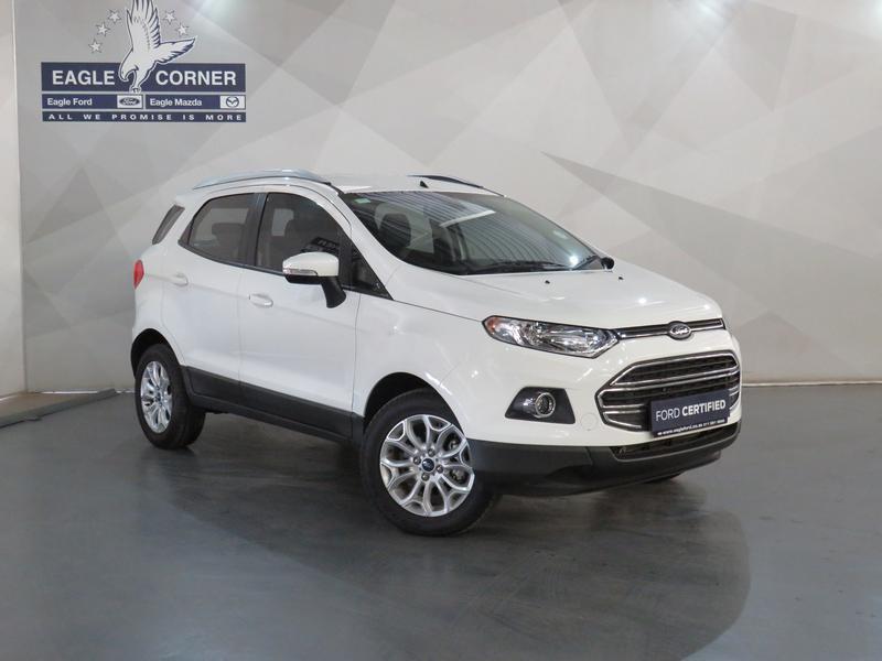 Ford Ecosport 1.0I Ecoboost Titanium