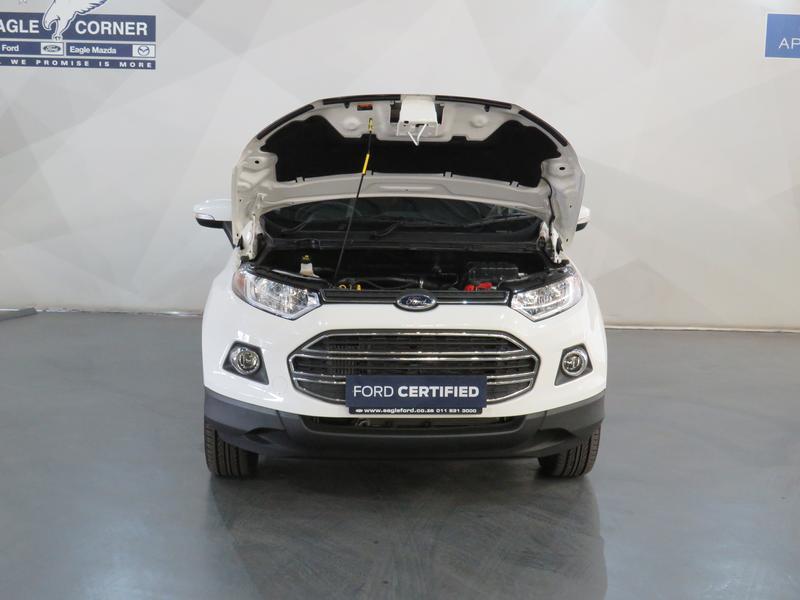 Ford Ecosport 1.0I Ecoboost Titanium Image 17