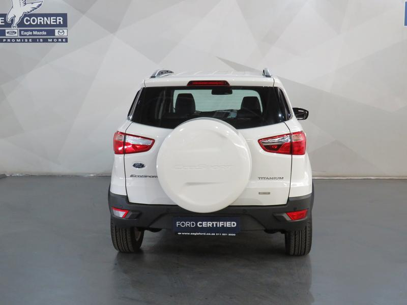 Ford Ecosport 1.0I Ecoboost Titanium Image 18