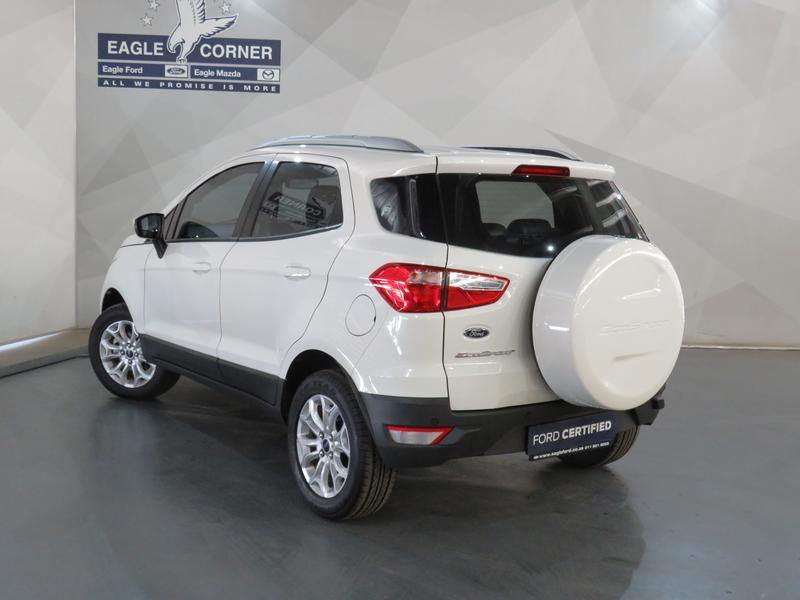 Ford Ecosport 1.0I Ecoboost Titanium Image 20