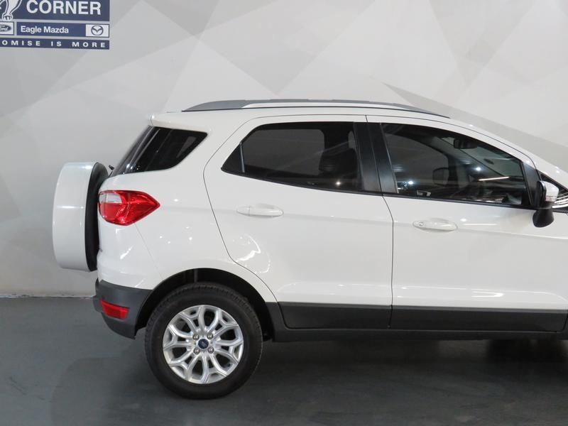 Ford Ecosport 1.0I Ecoboost Titanium Image 5