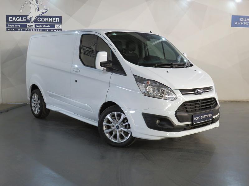 Ford Transit Custom 2.2 Tdci Sport Swb