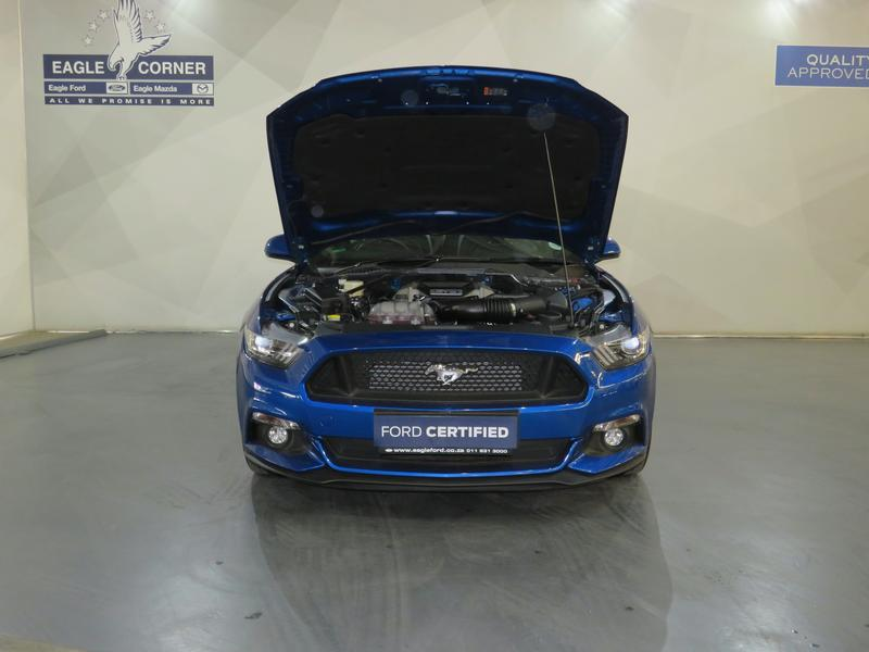 Ford Mustang 5.0 Gt Fastback At Image 16