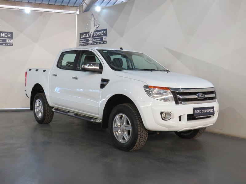 Ford Ranger 3.2 D Xlt Hr D/cab At Image 3
