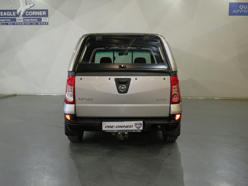 Nissan NP200 1.6 16V Se Image 18