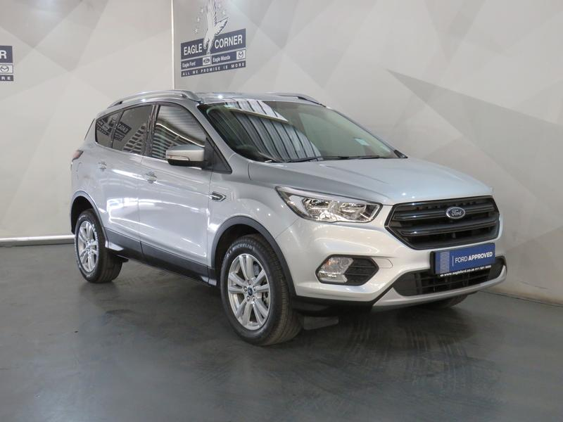 Ford Kuga 1.5 Tdci Ambiente Fwd Image 3
