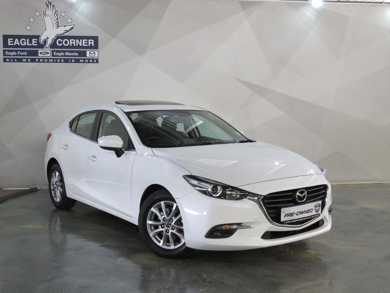 Mazda 3 2.0 Individual 4-Door