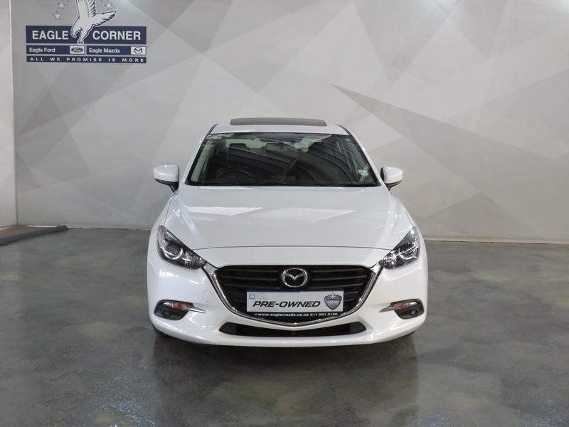 Mazda 3 2.0 Individual 4-Door Image 16