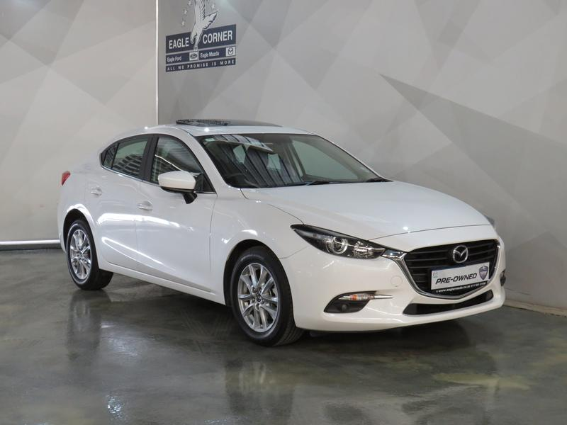 Mazda 3 2.0 Individual 4-Door Image 3