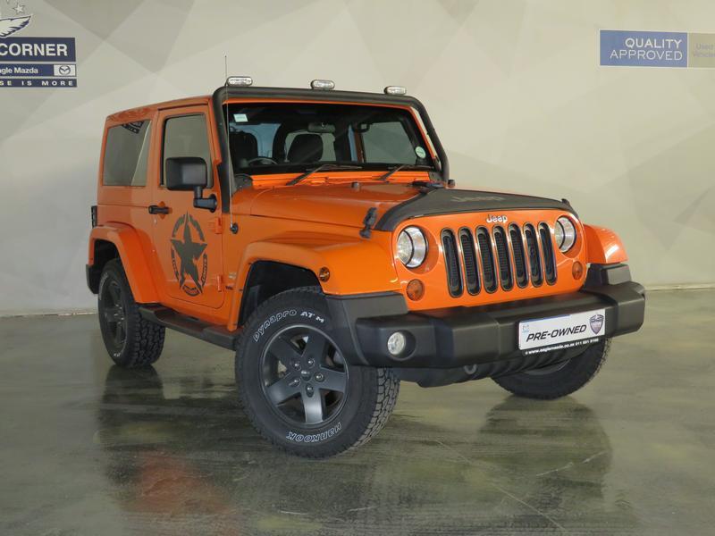 Jeep Wrangler 3.6 Sahara At