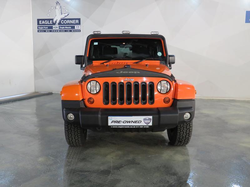 Jeep Wrangler 3.6 Sahara At Image 16