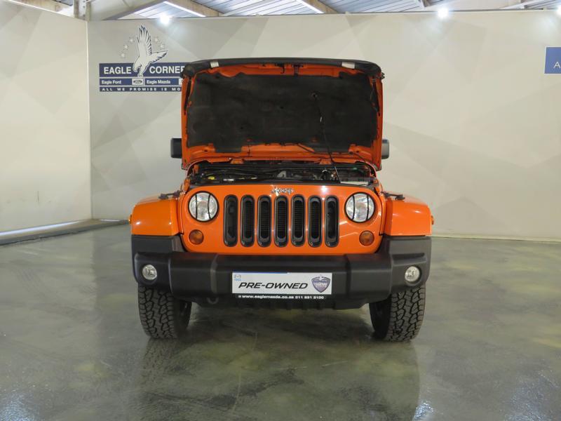 Jeep Wrangler 3.6 Sahara At Image 17