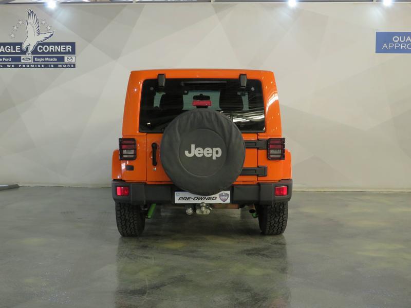Jeep Wrangler 3.6 Sahara At Image 18