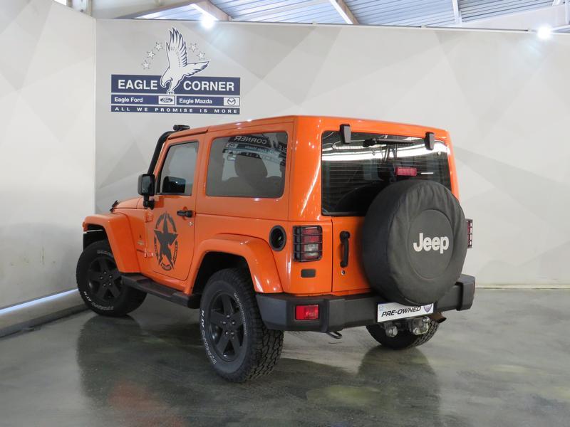 Jeep Wrangler 3.6 Sahara At Image 20