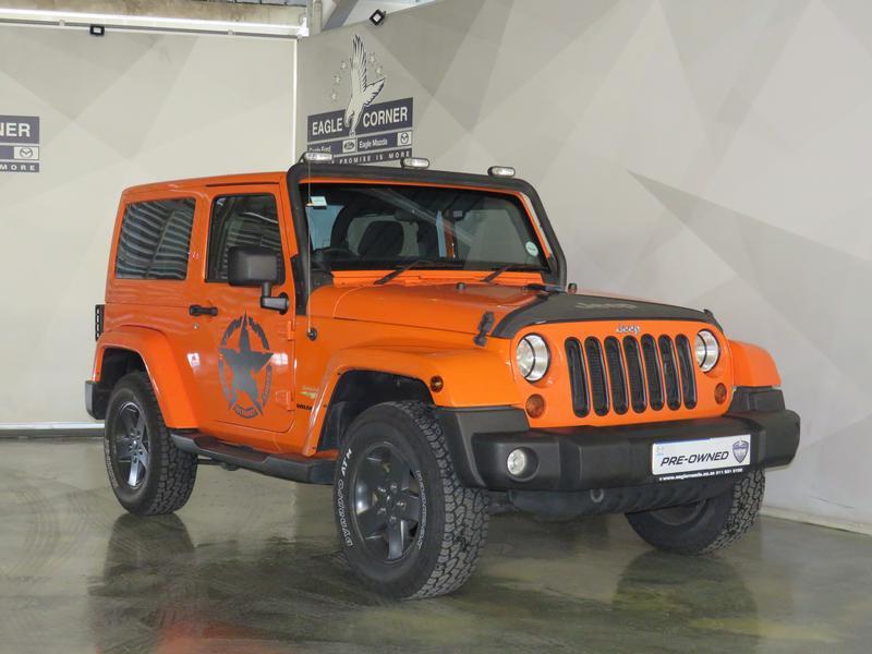 Jeep Wrangler 3.6 Sahara At Image 3