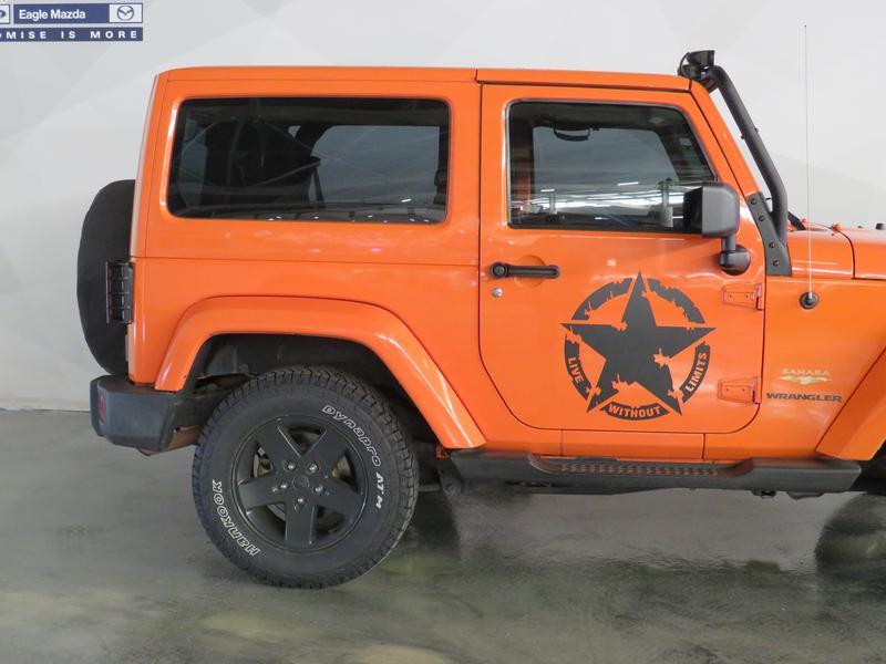 Jeep Wrangler 3.6 Sahara At Image 5