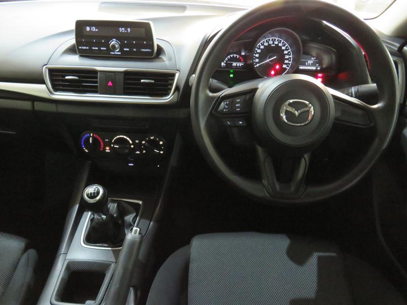 Mazda 3 1.6 Original 4-Door Image 13