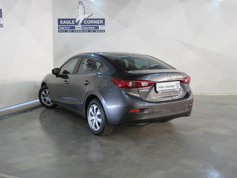 Mazda 3 1.6 Original 4-Door Image 20